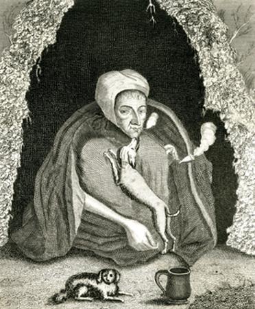 Queen of the Gipsies Margaret Finch
