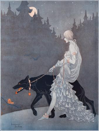 Queen of the Night by Marjorie Miller