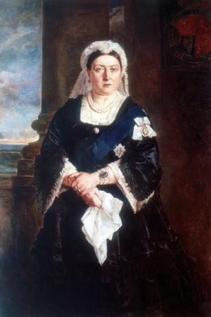 Queen Victoria, C1880