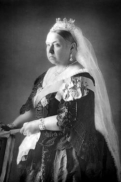 Queen Victoria, C1890