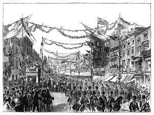 Queen Victoria's Visit to Birmingham, 1858