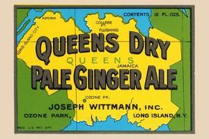 Queens Dry Pale Ginger Ale