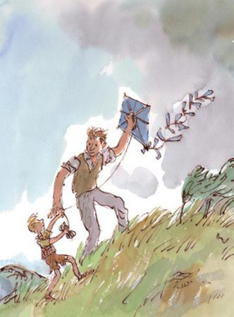 Danny the Champion of the World by Quentin Blake