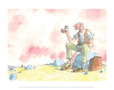 The BFG and Sophie