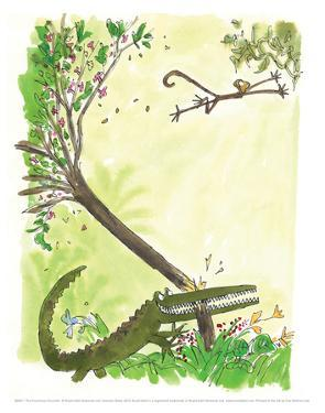The Enormous Crocodile by Quentin Blake