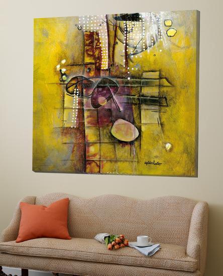 Question à choix multiples-Sylvie Cloutier-Loft Art