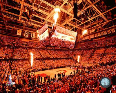 Quicken Loans Arena Game 4 of the 2015 Eastern Conference Finals