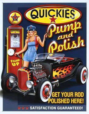 Quickies Pump and Polish