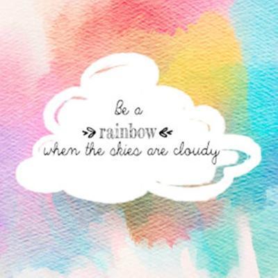 Try to be a Rainbow II