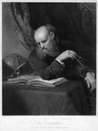 The Astronomer, 19th Century