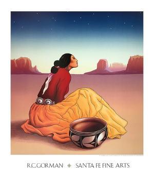 La Noche by R^ C^ Gorman