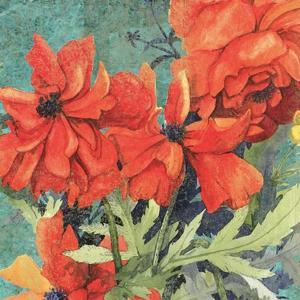Poppy Play I by R. Collier-Morales