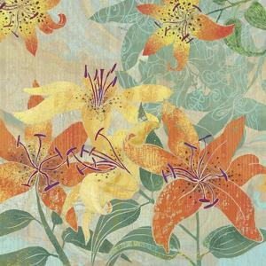 Tiger Lilies I by R. Collier-Morales