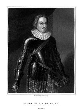 Henry Frederick Stuart, Prince of Wales