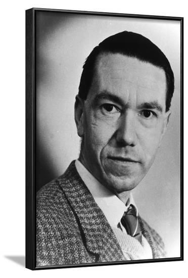 R George Medhurst, Psychical Researcher--Framed Photographic Print
