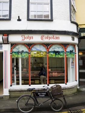 Butcher's Shop, Kinsale, County Cork, Munster, Republic of Ireland by R H Productions
