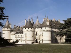 Chateau, Chaumont, Centre, France by R H Productions