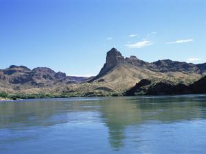 Colorado River Near Parker, Arizona, USA by R H Productions
