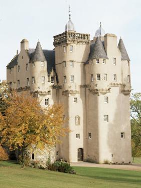 Craigievar Castle, Aberdeenshire, Highland Region, Scotland, United Kingdom by R H Productions
