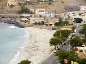 Mindelo, Sao Vicente, Cape Verde Islands, Africa by R H Productions