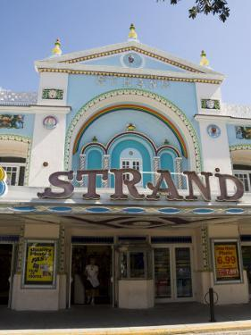 Movie Theater Converted into Shop, Duval Street, Key West, Florida, USA by R H Productions