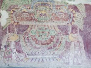 Murals, Teotihuacan, 150Ad to 600Ad and Later Used by the Aztecs, North of Mexico City by R H Productions