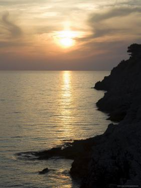 Sunset, Assos, Kefalonia (Cephalonia), Ionian Islands, Greece by R H Productions