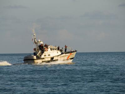 Us Coast Guard, Key West, Florida, USA
