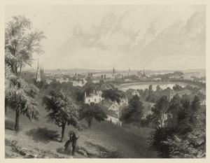 Scenic City Views III by R. Hinshelwood