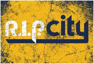 R.I.P. City Distressed Navy