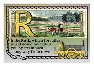 R is the Rail