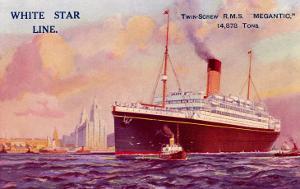 R.M. S. Megantic, Ocean Liner