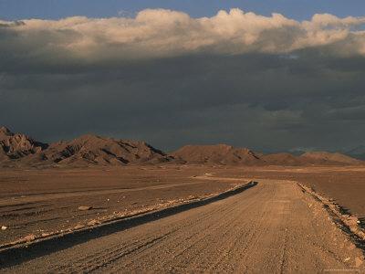 Pampa, Llalqui, Atacama, Chile, South America