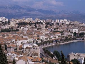 Split, Croatia by R Mcleod