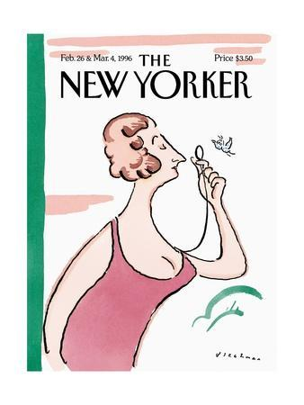 The New Yorker Cover - February 26, 1996