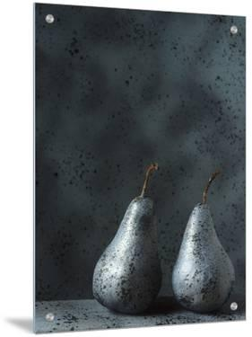Painted Pears by R.R.