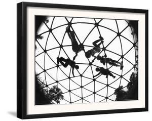 Playground, Columbia, Missouri, c.1981 by R. Rogers