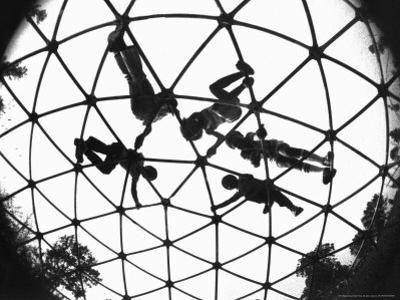 Playground, Columbia, Missouri, c.1981