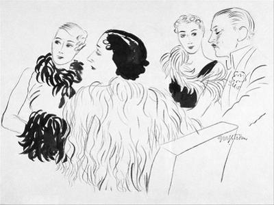 Vogue - February 1933