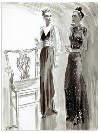 Vogue - February 1936