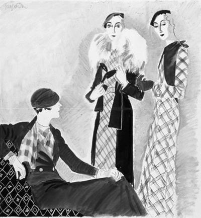 Vogue - October 1932