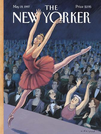 The New Yorker Cover - May 19, 1997