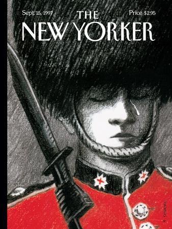 The New Yorker Cover - September 15, 1997
