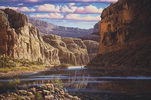 Eternal Waters by R.W. Hedge