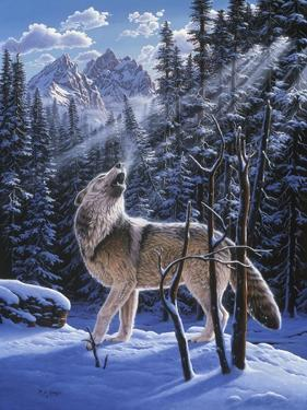 In the Still of the Tetons by R.W. Hedge
