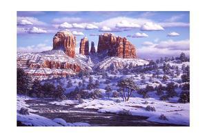 The Spirit of Red Rocks by R.W. Hedge