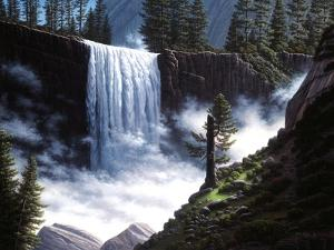 Vernal Falls by R.W. Hedge
