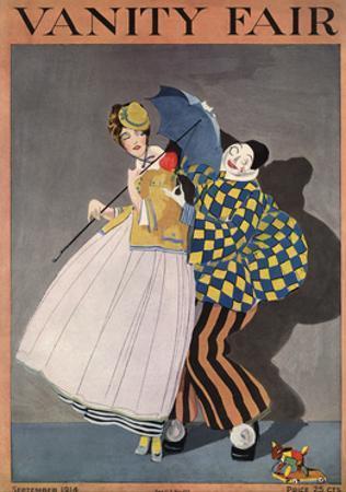 Vanity Fair Cover - September 1914