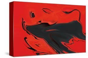 Angry Bull by Rabi Khan