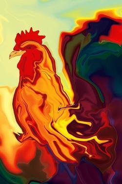The Cock by Rabi Khan